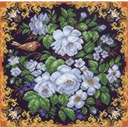 """Набор для вышивания крестом Матрёнин посад """"Цветочный рай"""""""