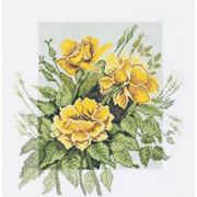 """Набор для вышивания крестом Овен """"Дикие розы"""""""