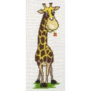 """Набор для вышивания крестом Палитра """"Жирафик"""""""