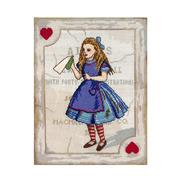 """Набор для вышивания крестом Nitex """"Алиса"""""""