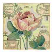 """Набор для вышивания крестом Nitex """"Английская роза"""""""