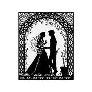 """Набор для вышивания крестом Nitex """"Любовь и розы"""""""