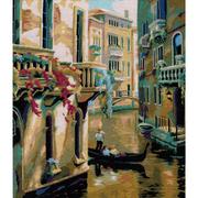 """Набор для вышивания крестом Nitex """"Венеция"""""""