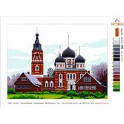 """Набор для вышивания крестом Nitex """"Церковь"""""""