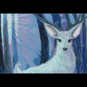 """Набор для вышивания крестом Nitex """"Хозяин леса"""""""
