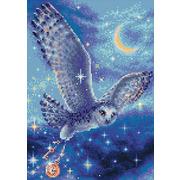 """Набор для выкладывания мозаики Риолис """"Волшебная сова"""""""