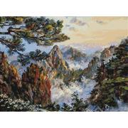 """Набор для выкладывания мозаики Белоснежка """"Китай. Хуаншань"""""""