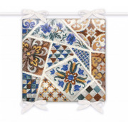 """Набор для вышивания крестом Риолис """"Подушка. Мозаика"""""""