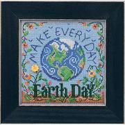 """Набор для вышивания бисером MILL HILL """"День Земли"""""""