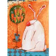 """Набор для раскрашивания Белоснежка """"Счастливый кролик"""""""