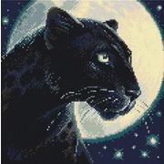 """Набор для выкладывания мозаики Риолис """"Пантера"""""""