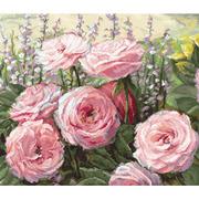 """Набор для вышивания крестом Letistitch """"Summer Bloom"""""""