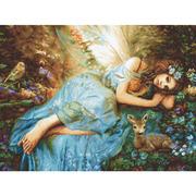 """Набор для вышивания крестом Letistitch """"Spring Fairy"""""""