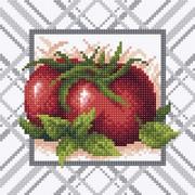 """Набор для выкладывания мозаики Brilliart (от МП Студии) """"Спелый томат"""""""