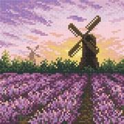 """Набор для выкладывания мозаики Brilliart (от МП Студии) """"Очарование прованса"""""""