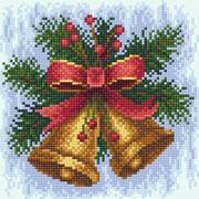 """Набор для выкладывания мозаики Brilliart (от МП Студии) """"Новогодняя мелодия"""""""