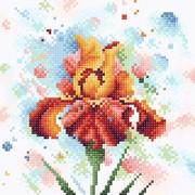 """Набор для выкладывания мозаики Brilliart (от МП Студии) """"Страстное очарование"""""""