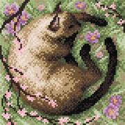 """Набор для выкладывания мозаики Brilliart (от МП Студии) """"В тени сакуры"""""""
