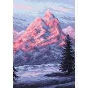 """Набор для выкладывания мозаики Brilliart (от МП Студии) """"Эверест"""""""