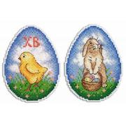 """Набор для вышивания крестом Жар-птица (от МП-Студии) """"Воскресное утро"""""""