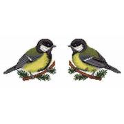 """Набор для вышивания крестом Жар-птица (от МП-Студии) """"Предвесница весны"""""""