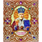 """Набор для вышивания бисером Вдохновение """"Святой Николай Чудотворец"""""""