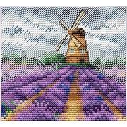 """Набор для вышивания крестом Жар-птица (от МП-Студии) """"Очарование прованса"""""""
