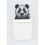 """Набор для вышивания крестом Жар-птица (от МП-Студии) """"Веселая панда"""""""
