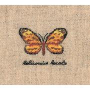 """Набор для вышивания крестом Le Bonheur Des Dames """"Бабочка Геликоний"""""""