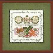"""Набор для вышивания крестом Le Bonheur Des Dames """"Овощной суп"""""""