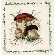"""Набор для вышивания крестом Le Bonheur Des Dames """"Белый гриб"""""""