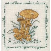 """Набор для вышивания крестом Le Bonheur Des Dames """"Опёнок"""""""
