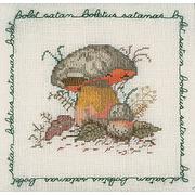 """Набор для вышивания крестом Le Bonheur Des Dames """"Сатанинский гриб"""""""