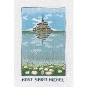 """Набор для вышивания крестом Le Bonheur Des Dames """"Мон-Сен-Мишель"""""""