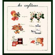 """Набор для вышивания крестом Le Bonheur Des Dames """"Конфитюр"""""""