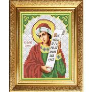 """Канва/ткань с нанесенным рисунком Каролинка """"Святой Даниил"""""""
