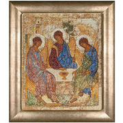 """Набор для вышивания крестом Thea Gouverneur """"Святая Троица"""""""