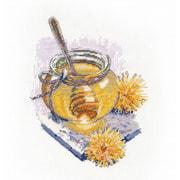 """Набор для вышивания крестом Овен """"Весенний мед"""""""