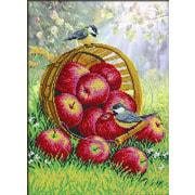"""Набор для вышивания бисером Паутинка """"Наливные яблочки"""""""