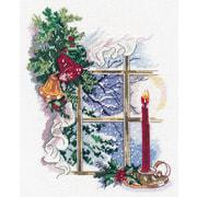 """Набор для вышивания крестом Овен """"Свет Рождества"""""""