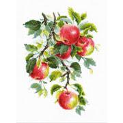 """Набор для вышивания крестом Риолис """"Наливные яблочки"""""""
