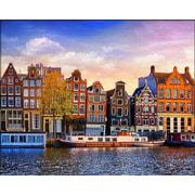 """Набор для выкладывания мозаики Алмазная живопись """"Амстердам"""""""