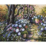 """Набор для вышивания крестом Letistitch """"Wonderland Garden"""""""