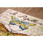 "Набор для вышивания крестом Letistitch ""Vintage Wings-Le Papillons"""