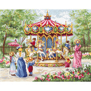 """Набор для вышивания крестом Letistitch """"Magical Horses"""""""