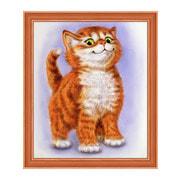 """Набор для выкладывания мозаики Алмазная живопись """"Важный кот"""""""