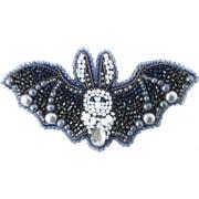 """Набор для вышивания бисером Crystal Art """"Летучая мышь"""""""