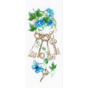 """Набор для вышивания крестом Риолис """"Ключи к дому"""""""