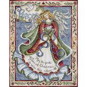 """Набор для вышивания крестом Letistitch """"Peace"""""""