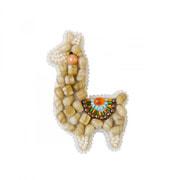 """Набор для вышивания бисером Crystal Art """"Лама"""""""